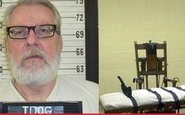 Mỹ xử tử bằng ghế điện tử tù cưỡng hiếp, giết hại hai mẹ con