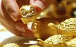 Giá vàng cuối tuần ngừng đà tăng giá