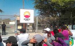 Biểu tình phản đối Tập đoàn Dầu khí Quốc gia Trung Quốc biến thành đụng độ ở Peru