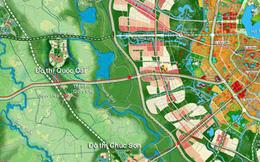 Sắp xây đường rộng 40m ở huyện Hoài Đức (Hà Nội)
