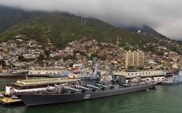 Đằng sau việc Nga bất ngờ ký thỏa thuận đưa tàu hải quân tới Venezuela
