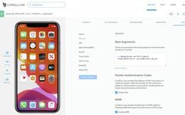 Một công ty phần mềm tạo ra ứng dụng giả lập iOS trên trình duyệt web, ngay lập tức bị Apple khởi kiện
