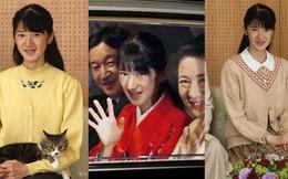 Công chúa Nhật Bản từng gây sốc với gương mặt hốc hác, thân hình da bọc xương cùng nguyên nhân gây tranh cãi