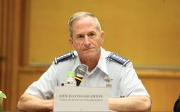 Hai Đại tướng Không quân Mỹ ủng hộ Việt Nam