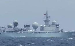 Philippines phản đối Trung Quốc đưa tàu chiến vào EEZ