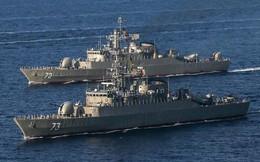 Iran cảnh báo Mỹ đừng đụng vào tàu dầu vừa được thả
