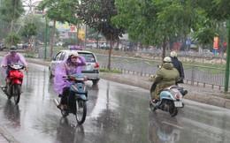 Hôm nay mưa lớn xuất hiện ở Bắc Bộ, Bắc Trung Bộ