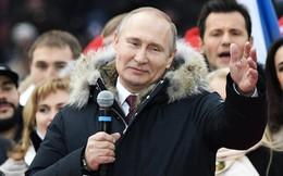 Tổng thống Putin lên tiếng về các cuộc biểu tình ở Nga