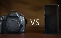'Smartphone là ngày tàn của máy ảnh chuyên nghiệp' - Câu 'chém gió' trường kì của cả người dùng và nhà sản xuất smartphone
