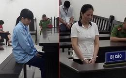 Hai người đàn bà đang mang án tù vẫn tiếp tục lừa đảo