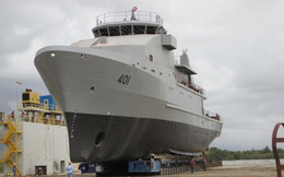 Hải quân Mỹ muốn phát triển tàu chiến không người lái lớn nhất thế giới
