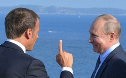 Putin 'vặn lại' lời 'lên lớp' của Tổng thống Pháp