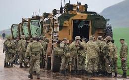 Đoàn xe Thổ Nhĩ Kỳ đi vào Idlib bị mắc kẹt do Nga không kích