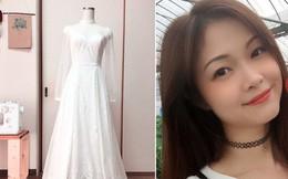 Cô gái tự tay may váy cưới cho mình khiến dân mạng phục sát đất: Đây chắc chắn sẽ là cô dâu xinh đẹp nhất!