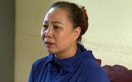 """Nữ quái"""" có 4 tiền án bị bắt vì tổ chức sới bạc di động trên sông Đà"""