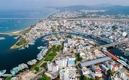 Xin ý kiến Bộ Chính trị thành lập thành phố biển đảo đầu tiên