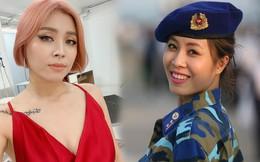 Loạt ảnh sexy mới của MC Hoàng Linh gây tranh cãi