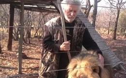 Một con sư tử vồ chết người chăm sóc, cả đàn bị bắn chết