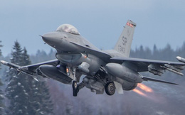 Dân mạng Mỹ xôn xao săn lùng tiêm kích F-16 được rao bán trên mạng