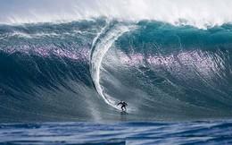 Điều gì sẽ xảy ra nếu lướt ván trên đỉnh sóng thần?