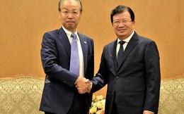 Công ty khai thác dầu khí Nhật Bản muốn mở rộng đầu tư nhiều lĩnh vực tại Việt Nam