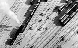 Ảnh hiếm ấn tượng về nước Mỹ nhìn từ trên cao hồi năm 1952