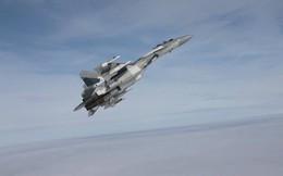 Tiêm kích Su-35 Nga ở Syria xuất kích, F-16 Thổ Nhĩ Kỳ vội vã quay đầu