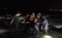 Tìm thấy thi thể 2 nạn nhân mất tích khi tắm biển ở Bình Thuận