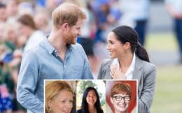 Chân dung 3 người phụ nữ quyền lực đang hậu thuẫn cho Harry và Meghan: Đội ngũ đầu tiên toàn nữ của Hoàng gia, ai cũng có nền tảng siêu 'khủng'
