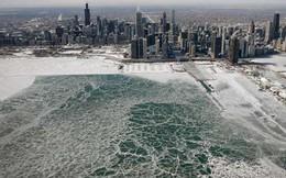 Những bức ảnh ấn tượng về thời tiết trên thế giới nhìn từ trên cao
