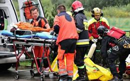 Sét đánh khiến hơn 100 người thương vong tại Ba Lan và Slovakia