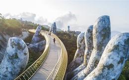 Nhìn lại những khoảnh khắc đẹp vi diệu của cây cầu nổi tiếng nhất Việt Nam