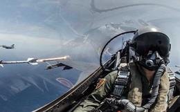 """Quan chức Trung Quốc nói Đài Loan mua F-16 Mỹ chỉ """"phí tiền"""""""