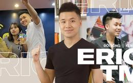'Con nhà người ta' Eric TM: Học sinh cá biệt giành 4 học bổng toàn phần Anh và Mỹ, rồi quyết về Việt Nam làm... thầy giáo