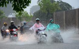 Tuần tới cả nước mưa dông, áp thấp nhiệt đới khả năng xuất hiện trên Biển Đông