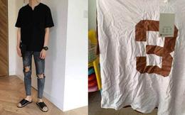 Đặt mua quần rách 'cool ngầu', anh chàng hốt hoảng nhận về áo thể thao nhăn nhúm và lời khuyên bất ngờ của dân mạng