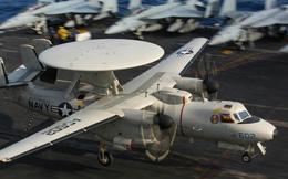 Máy bay cảnh báo sớm gây tai nạn liên hoàn với tiêm kích trên tàu sân bay Mỹ