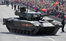 Nga xây dựng xe tăng không người lái dựa trên nền tảng Armata