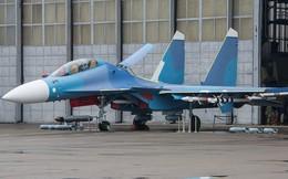 """""""Soi"""" Su-30SM, dòng tiêm kích lớn nhất châu Âu"""