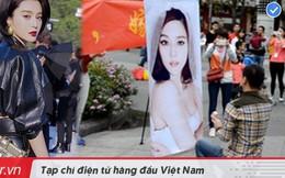 Vừa mới chia tay Lý Thần, Phạm Băng Băng được fan cuồng cầu hôn