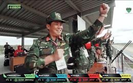 Xem lính tăng Việt Nam dự Army Games 2019 khổ luyện trên thao trường