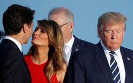 Muôn vàn cảm xúc từ những nụ hôn xã giao của nhà lãnh đạo G7