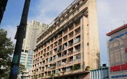 """""""Khám phá"""" khu ký túc xá cổ giữa Sài Gòn vừa bị kiến nghị tháo dỡ"""