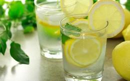 Uống nước chanh để giải rượu có tốt?