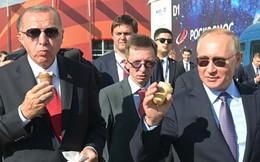 Putin mời kem Tổng thống Thổ Nhĩ Kỳ, hứa hẹn hấp dẫn