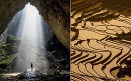 """Tạp chí National Geographic công bố top 6 bức ảnh ngoạn mục nhất thế giới, tự hào thay Việt Nam có tới 2 cảnh đẹp được """"gọi tên"""""""