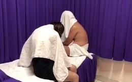 Bắt quả tang nữ tiếp viên bán dâm trong tiệm spa ở Sài Gòn