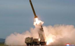 Nhật ra tuyên bố sốc về tên lửa Triều Tiên