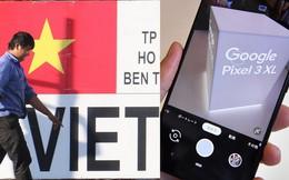 Google chuyển dây chuyền sản xuất smartphone Pixel từ Trung Quốc sang Việt Nam