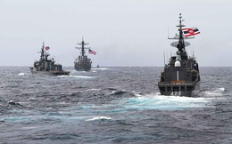 Quân đội Myanmar tham gia diễn tập hàng hải quốc tế ASEAN-Mỹ